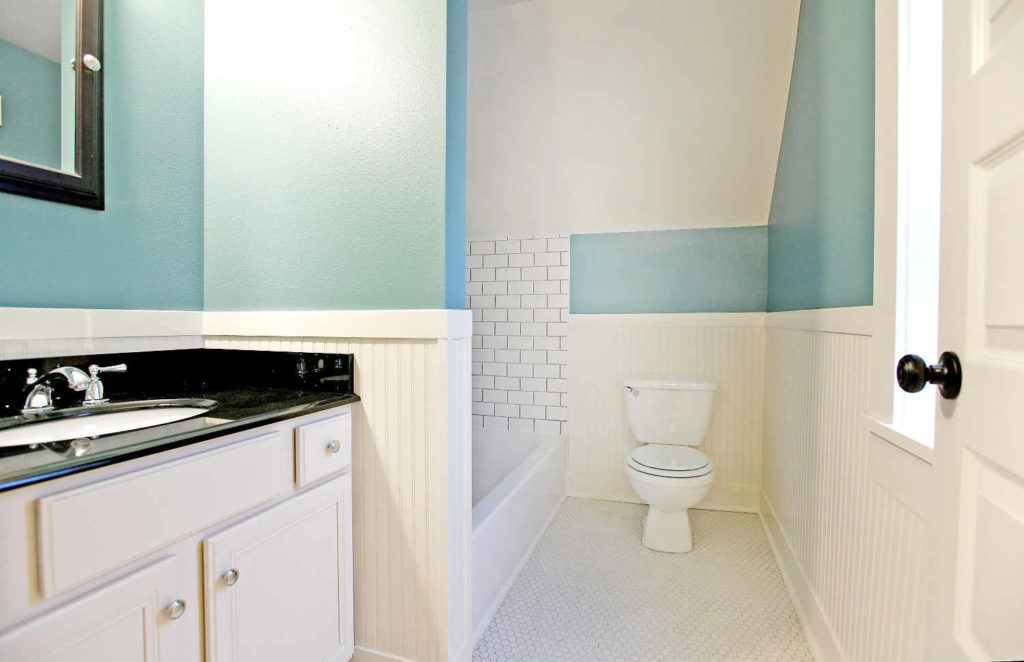 6 - Bathroom Renovation On a Budget